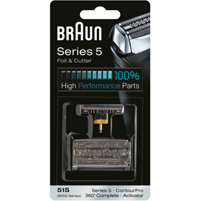 Сетка для бритвы Braun Series 5 51S