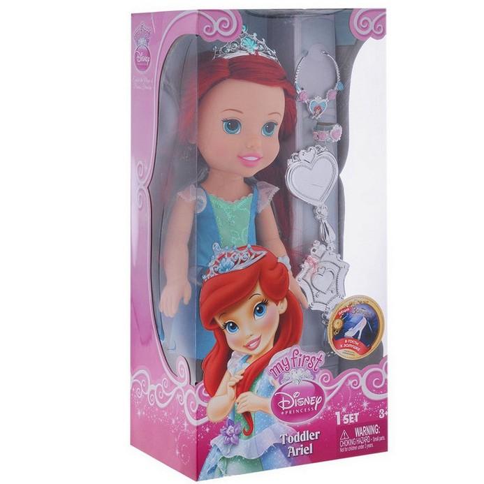 Кукла Disney Princess Малышка с украшениями 31см (791820)