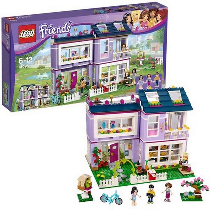 Конструктор LEGO Дом Эммы (41095)