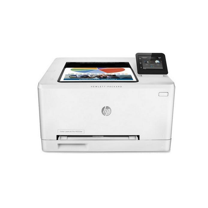 Лазерный принтер HP M252dw