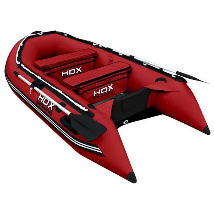 Лодка HDX OXYGEN-300 AL Red (32499)