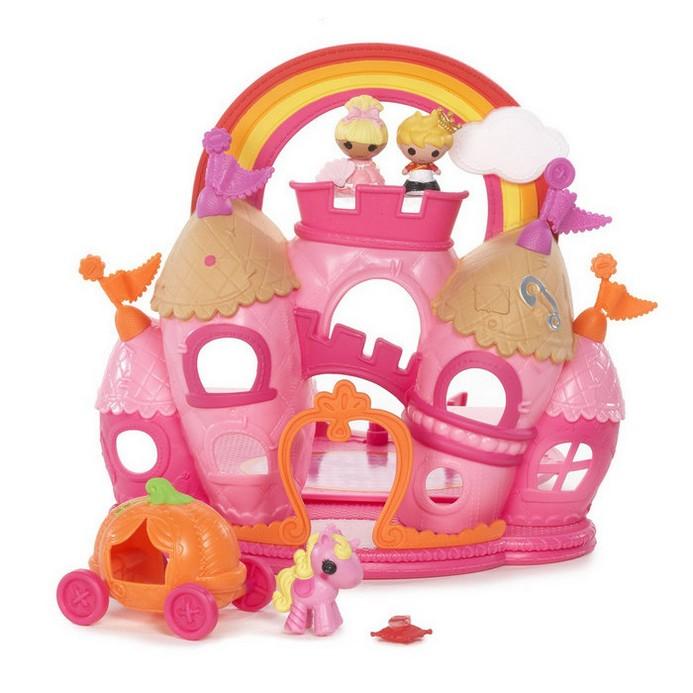 Игровой набор Lalaloopsy Замок с малюткой (529538)
