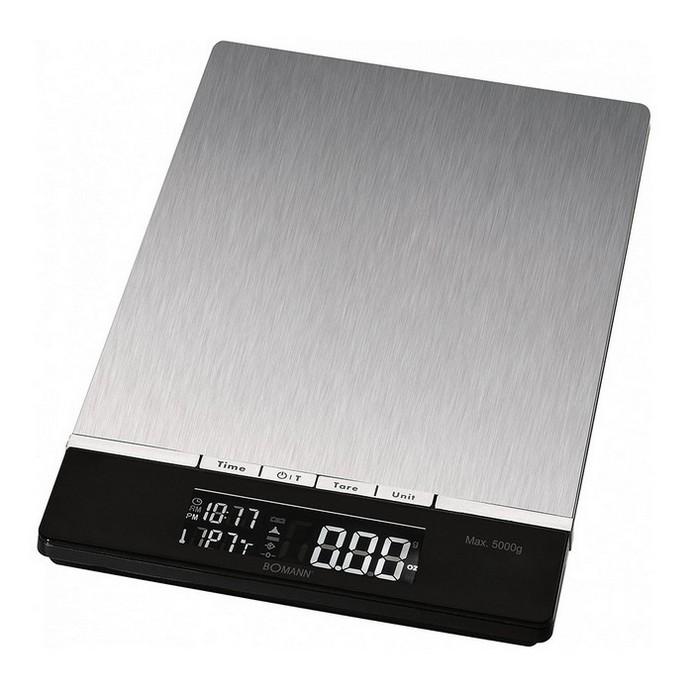 Кухонные весы Bomann KW 1421 CB inox
