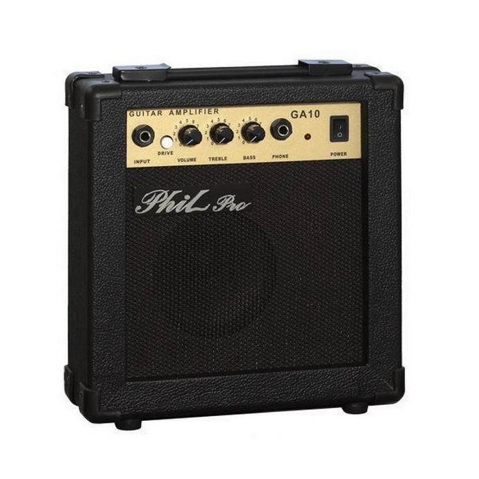 Комбоусилитель гитарный Phil Pro GA-10