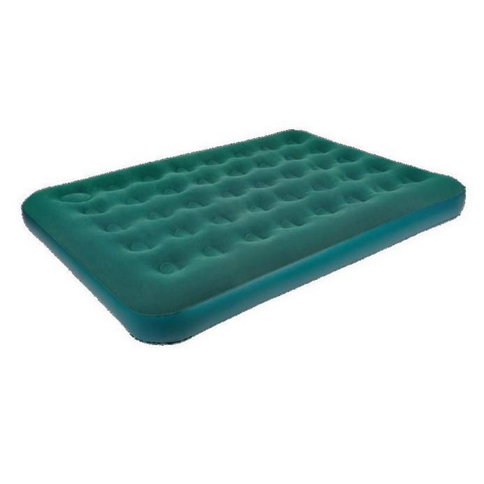 Кровать надувная Relax JL026087-2N (203x152x22 см) Green