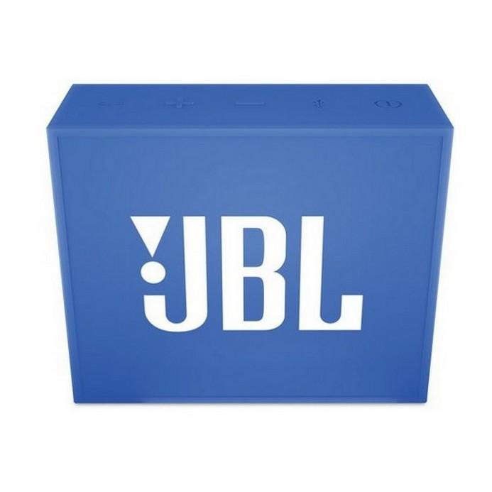 Колонка JBL GO BLUE