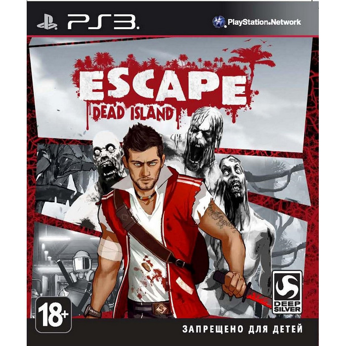 Игра для PS3 Deep Silver Escape Dead Island (английская версия)