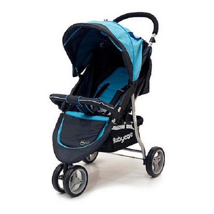 Прогулочная коляска Baby Care Jogger Lite Blue