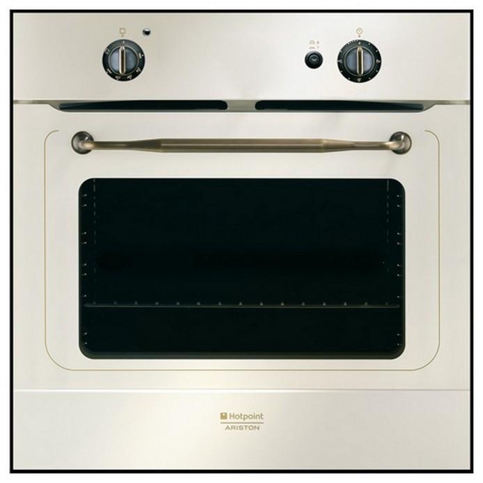 Встраиваемый газовый духовой шкаф Hotpoint-Ariston 7OFHR G OW