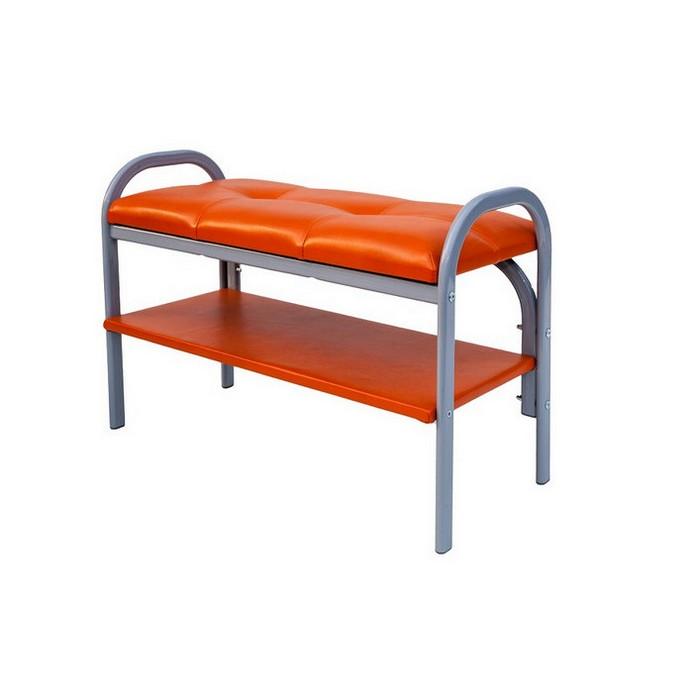 Банкетка Vental Практик-7 оранжевый