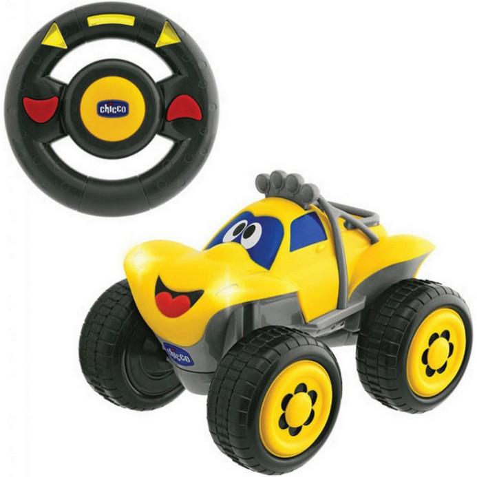 Радиоуправляемая игрушка Chicco Билли большие колеса (617590)