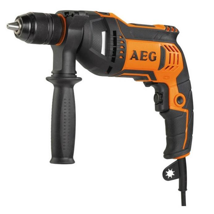 Электродрель AEG BE 750 R (449160)