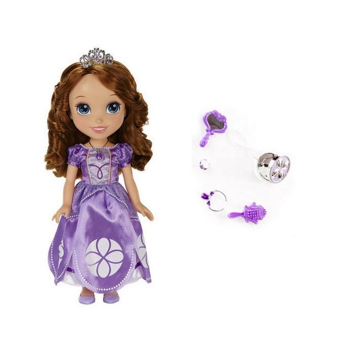 Кукла Disney Princess София с украшениями (931210)