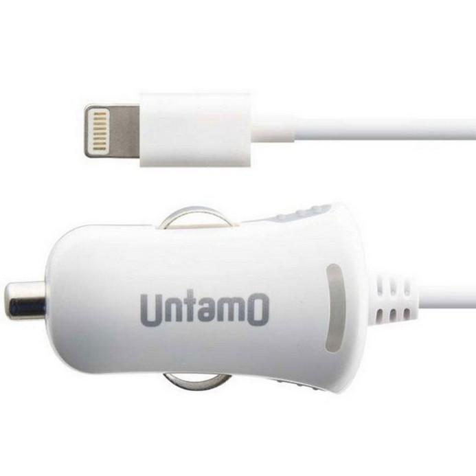 Автомобильное зарядное устройство Untamo 8PIN Lightning