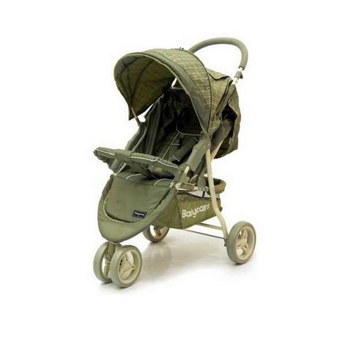 Прогулочная коляска Baby Care Jogger Lite Olive Cherker