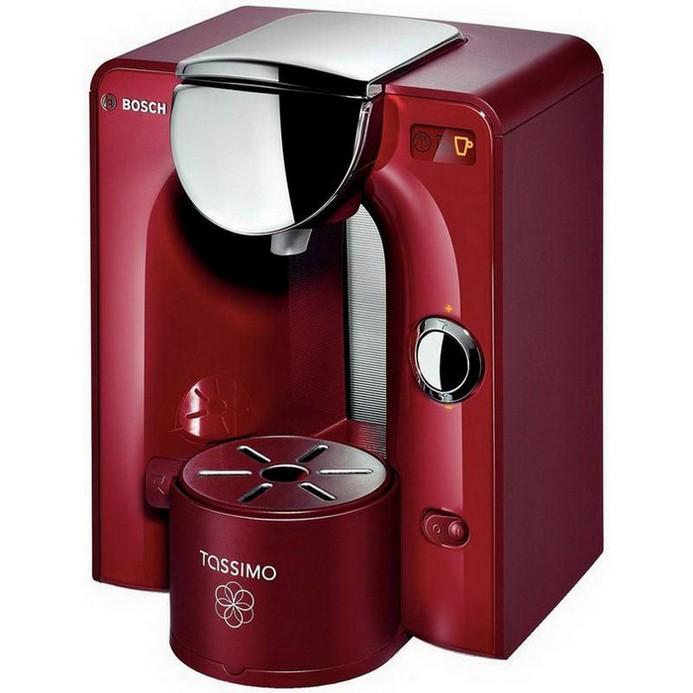 Капсульная кофемашина Bosch TAS 5543EE Tassimo