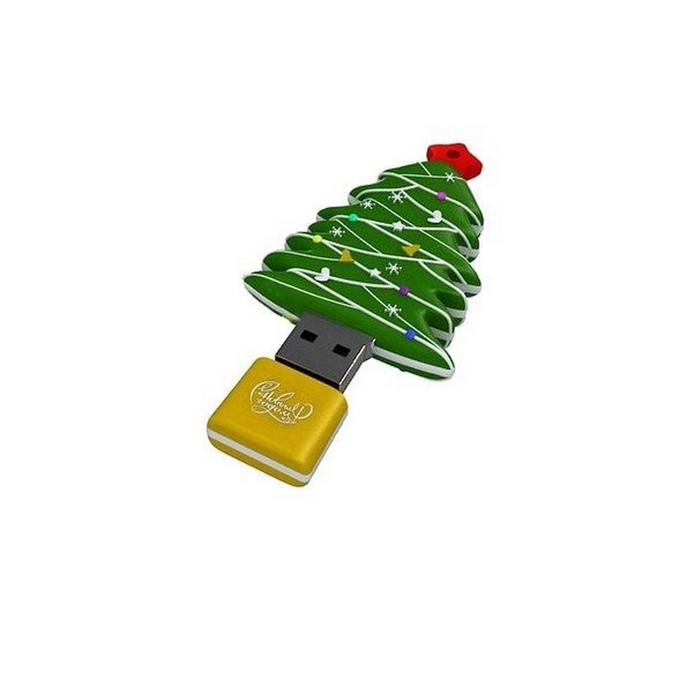 USB-флешка Iconik 8GB Елка