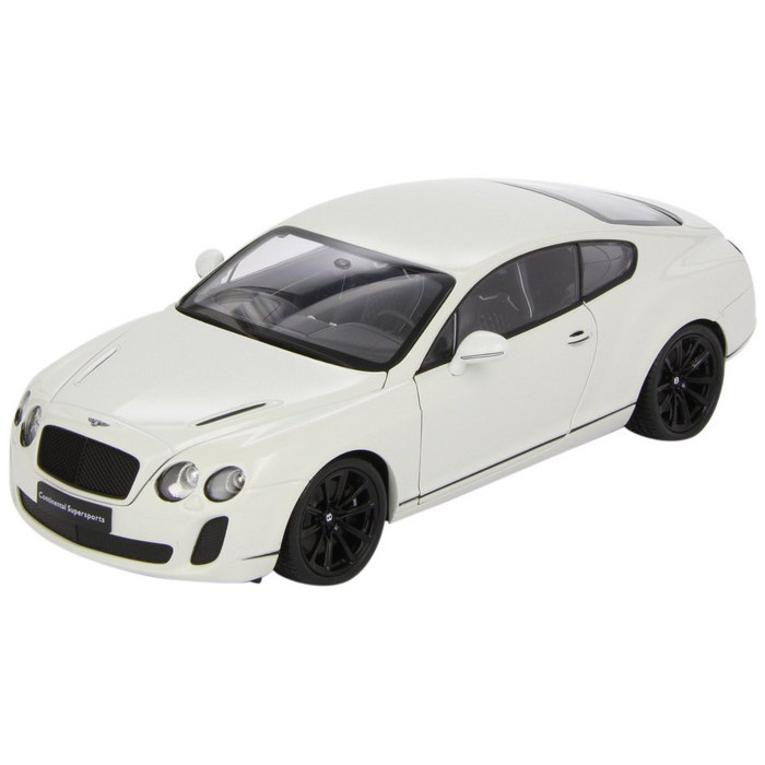 Модель машины Welly Bentley Continental Supersport 1:18  (18038)