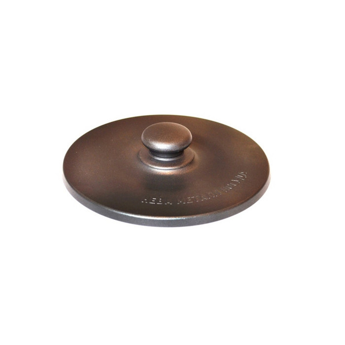 Крышка Нева металл посуда (КП1021)