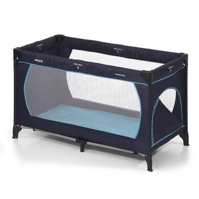 Кровать-манеж Hauck Go Plus