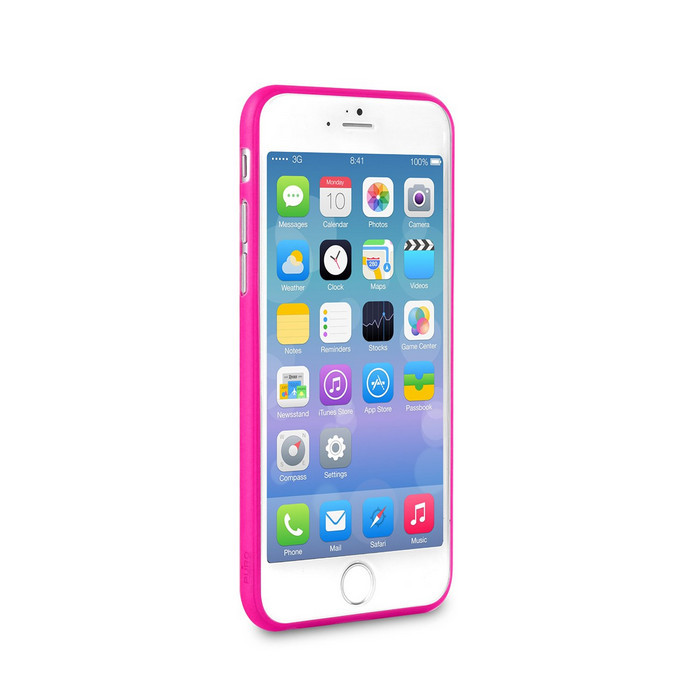 Чехол Puro для iPhone 6 (IPC64703PNK) Pink