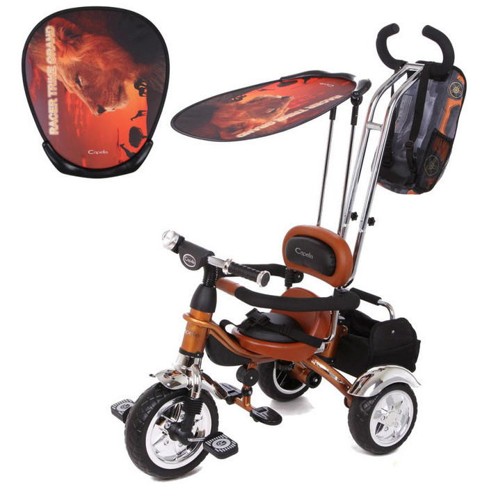 Велосипед Capella Racer Trike Grand bronze/a
