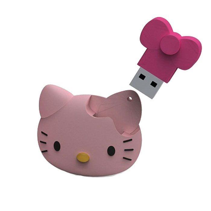 USB-флешка Iconik 8GB Hello Kitty Face Sanrio