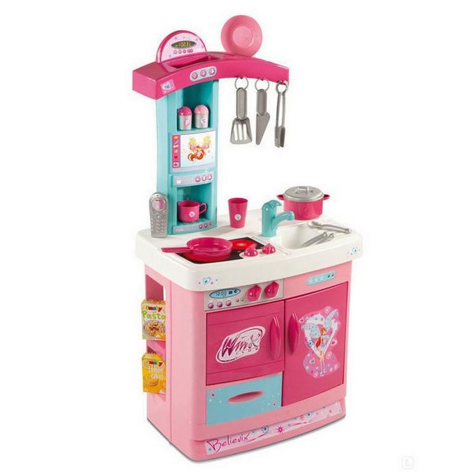 Игровой набор Smoby Winx Кухня