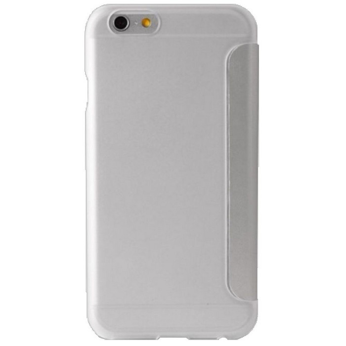Чехол Puro для iPhone 6 (IPC647BOOKCCRYSIL) Silver