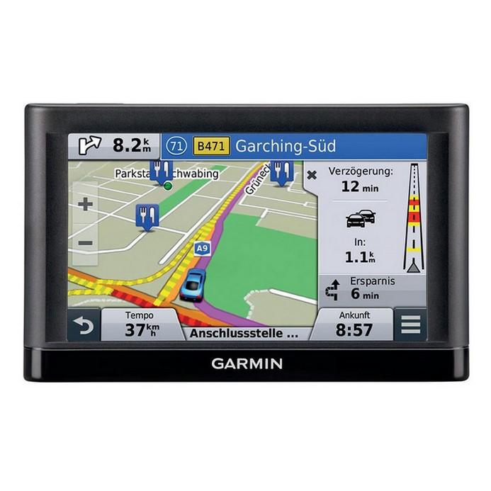 GPS-навигатор Garmin 65LMT Russia (010-01211-1G)