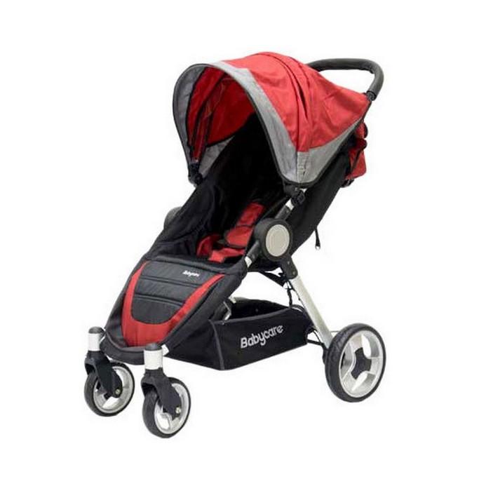 Прогулочная коляска Baby Care Variant 4 Red