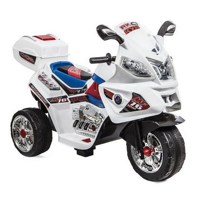 Мотоцикл Weikesi JT015 (белый)