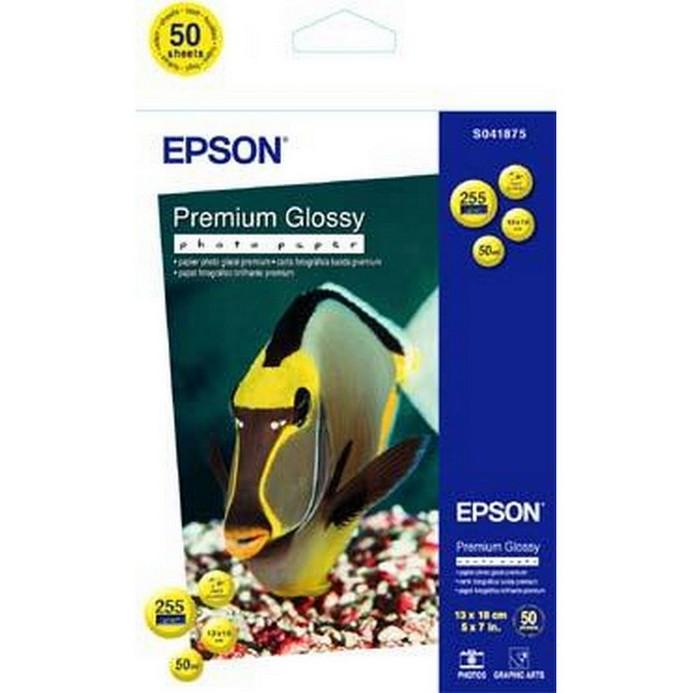 Бумага Epson S041875 13х18 см (50 листов)