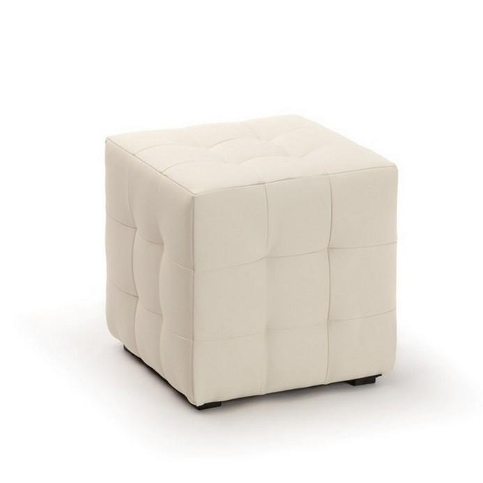 Пуфик Vental ПФ-1 белый