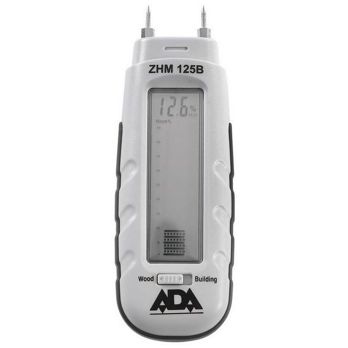 Измеритель влажности ADA ZHM 125 В (А00108)