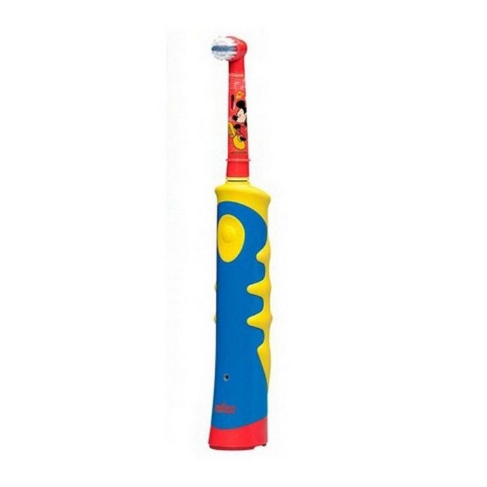 Электрическая зубная щетка Braun Kids Mickey Mouse D10.513K
