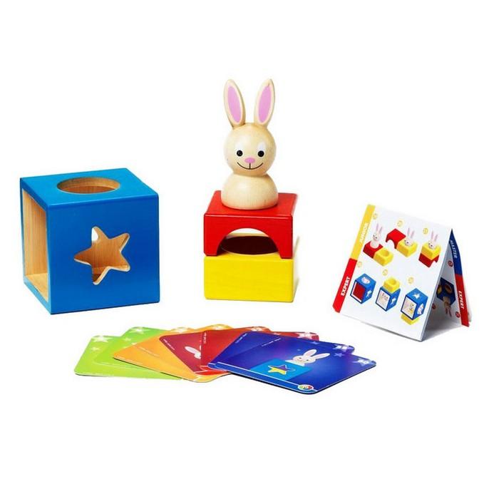 Игра Bondibon Застенчивый Кролик