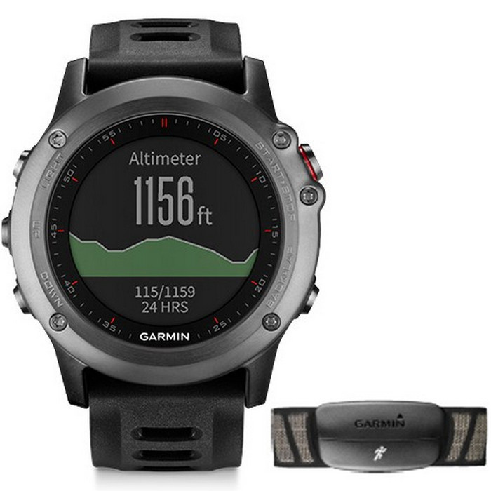Смарт-часы Garmin Fenix 3 Performer HRM-Run