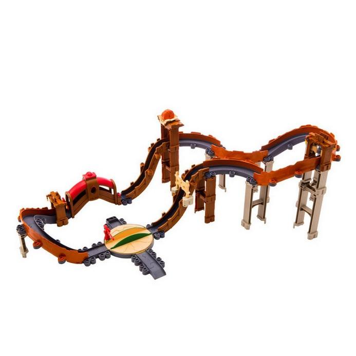 Игровой набор Chuggington Горная дорога с Уилсоном (LC54571)
