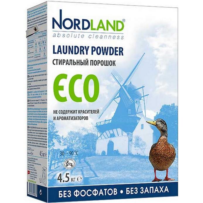 Порошок NORDLAND ECO 390865 4,5кг