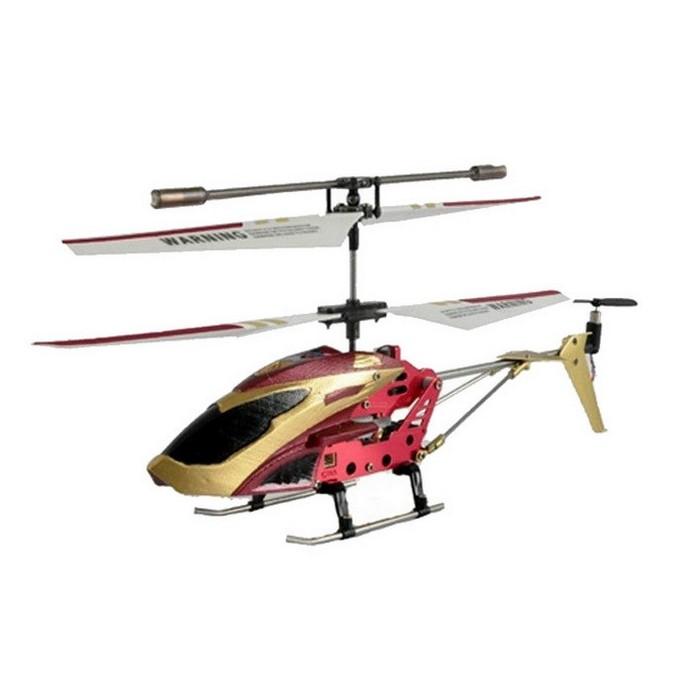 Радиоуправляемый вертолет Majorette Iron Man 3