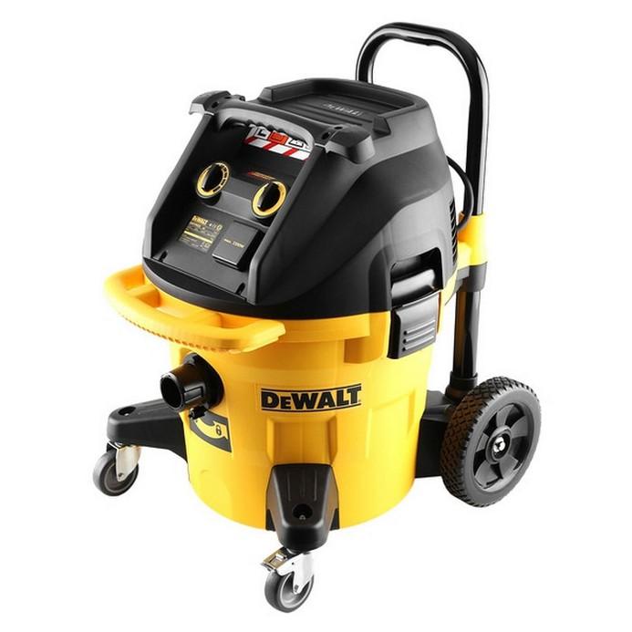 Промышленный пылесос DeWalt DWV 902 L