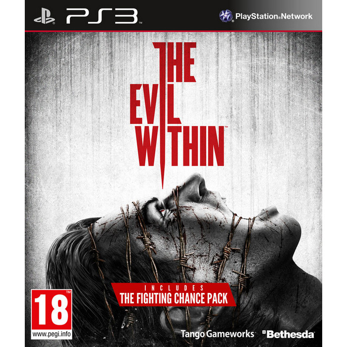Игра для PS3 Bethesda Softworks The Evil Within (русские субтитры)
