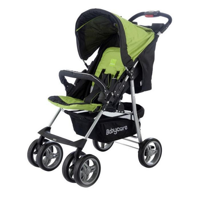 Прогулочная коляска Baby Care Voyager Green