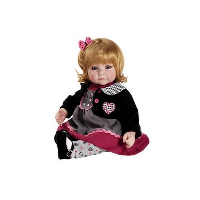 Кукла Adora inc. Клеточка и сердечки 20