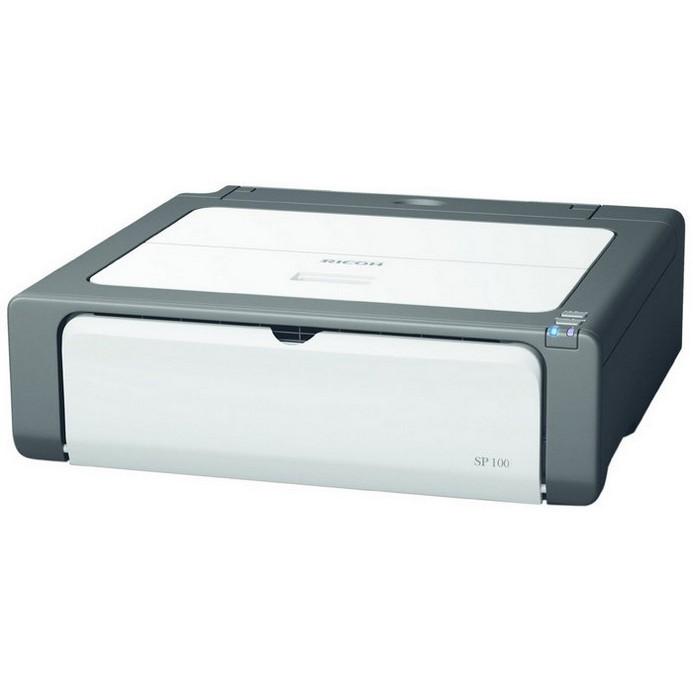 Лазерный принтер Ricoh Aficio SP 100