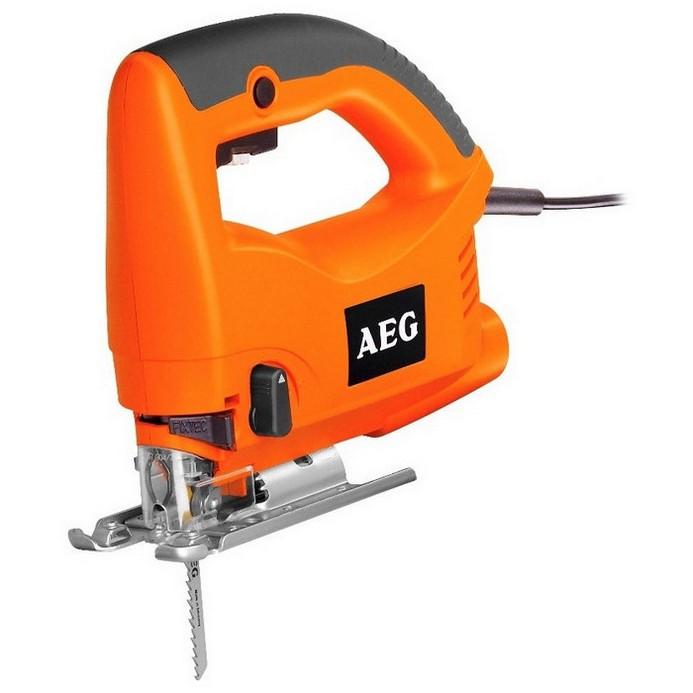 Электролобзик AEG STEP 90 X (412910)