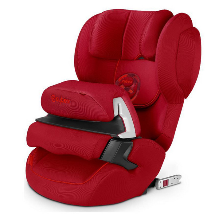 Автокресло Cybex Juno 2-Fix Hot Spicy