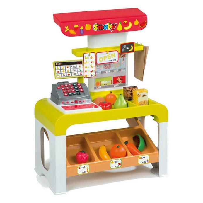 Игровой набор Smoby Супермаркет tronic