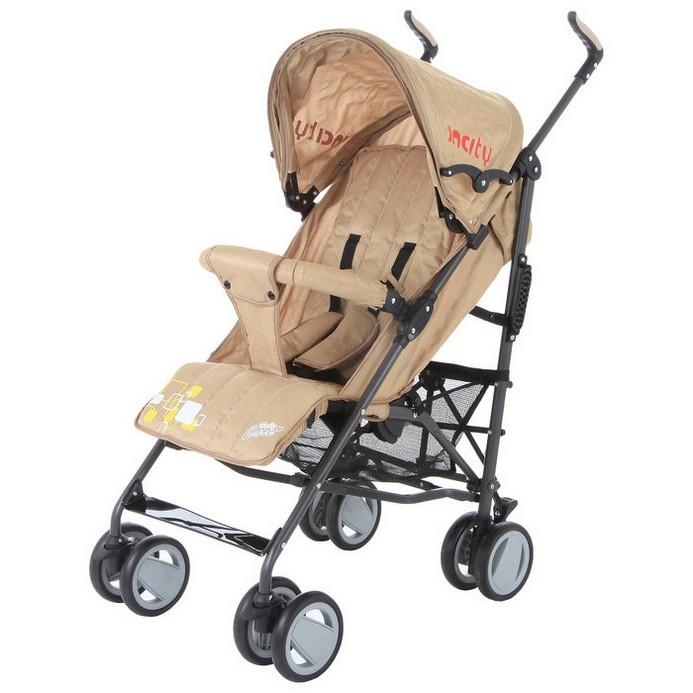 Коляска-трость Baby Care In City Beige